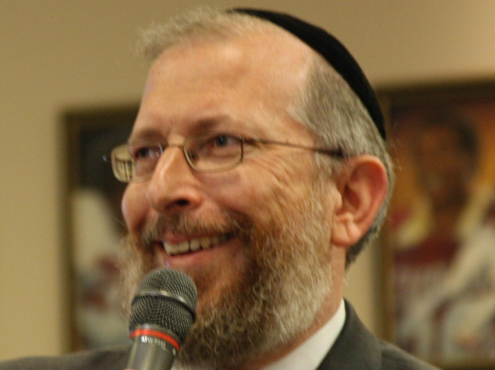 Rabbi Elimelech Goldberg