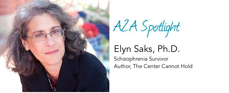 Spotlight: Elyn Saks