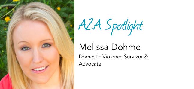 A2A Spotlight: Melissa Dohme