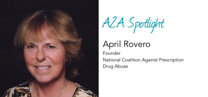 Spotlight: April Rovero