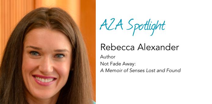 Spotlight: Rebecca Alexander