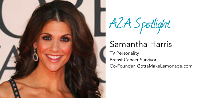 Spotlight: Samantha Harris