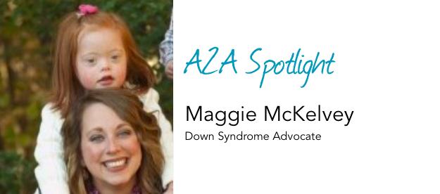 A2A Spotlight: Maggie McKelvey