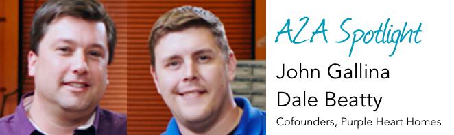 A2A Spotlight: John Gallina & Dale Beatty