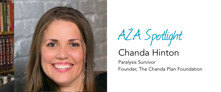 Spotlight: Chanda Hinton