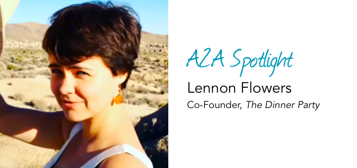 A2A Spotlight: Lennon Flowers