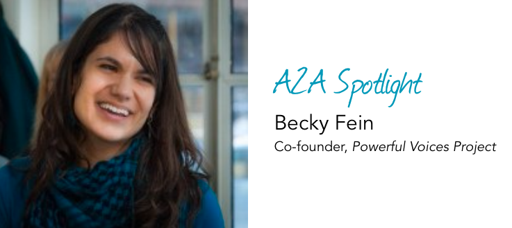 Spotlight: Becky Fein