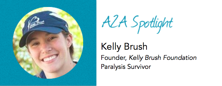 Spotlight: Kelly Brush
