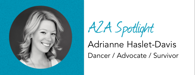 A2A Spotlight – Adrianne Haslet-Davis