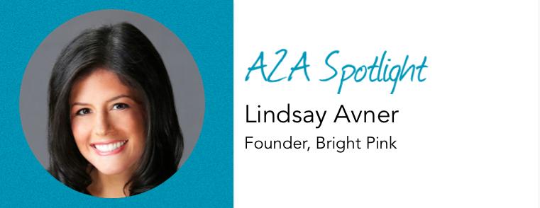 A2A Spotlight – Lindsay Avner