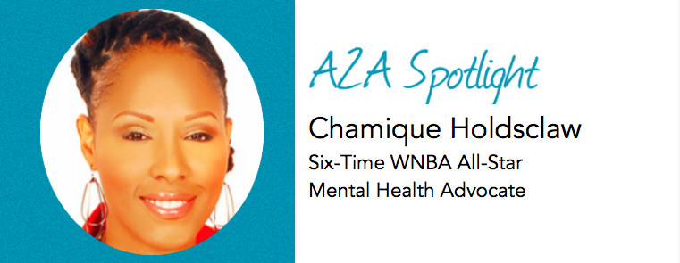 Spotlight: Chamique Holdsclaw