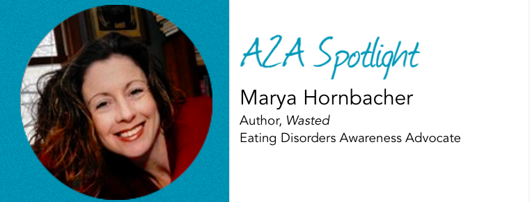 A2A Spotlight – Marya Hornbacher