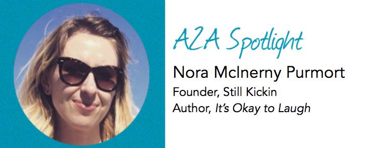Spotlight – Nora McInerny Purmort