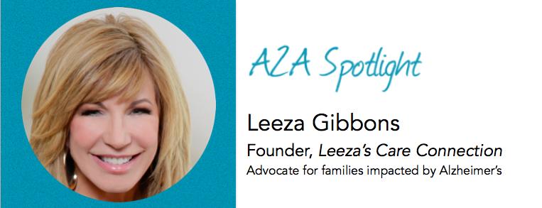 A2A Spotlight – Leeza Gibbons