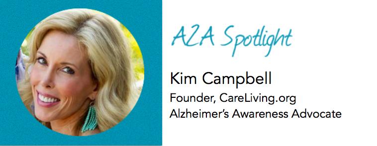 Spotlight – Kim Campbell