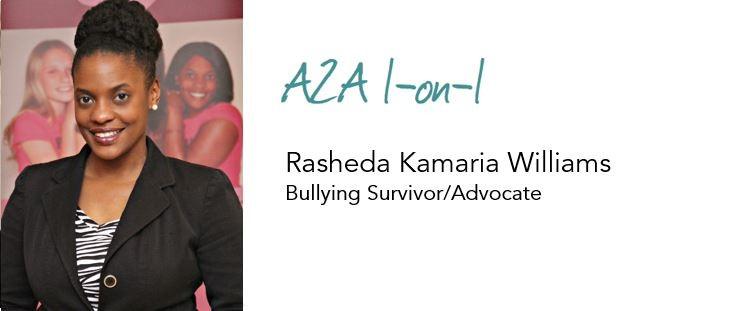 Rasheda Kamaria Williams: Bullying Advocate