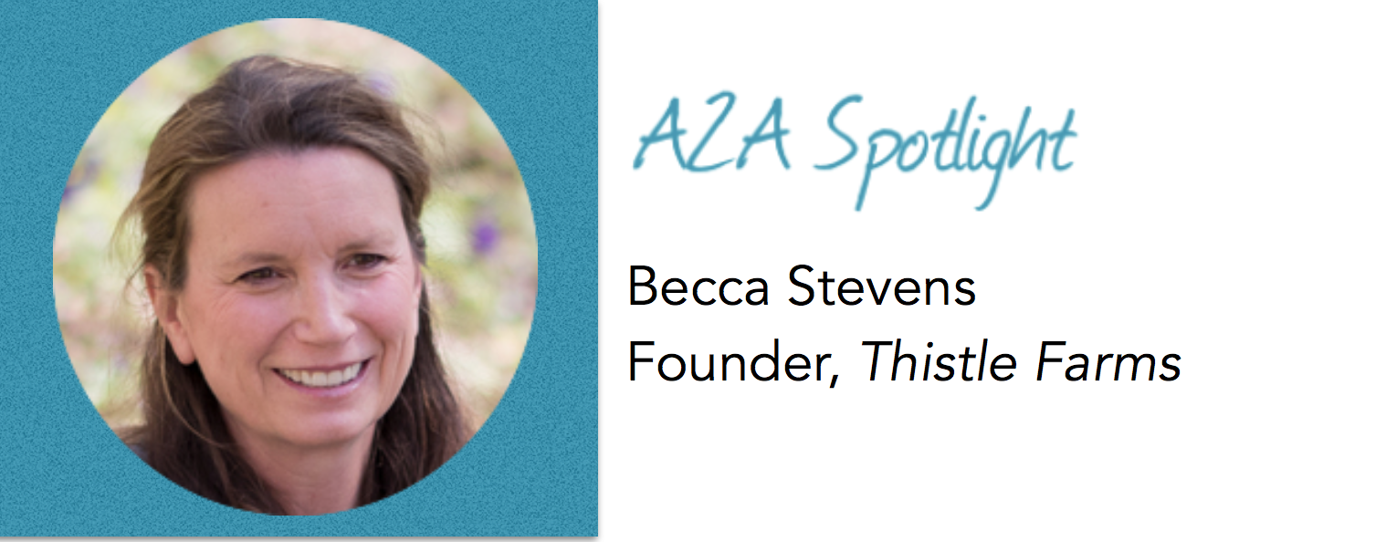 Spotlight – Becca Stevens