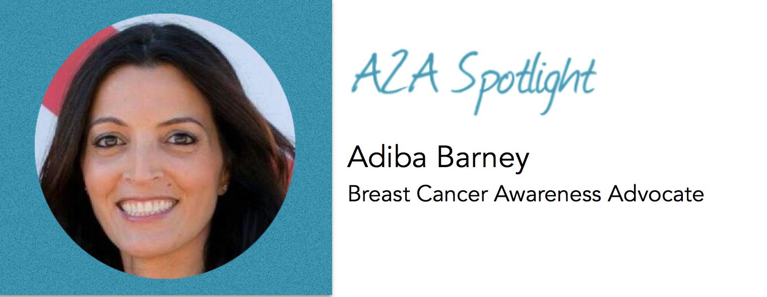 Spotlight – Adiba Barney