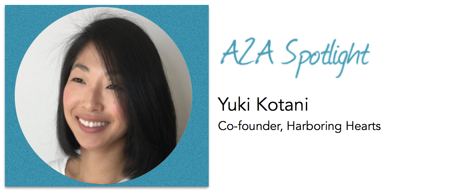 Spotlight – Yuki Kotani Opens Her Heart to Support Cardiac Patients and Their Families