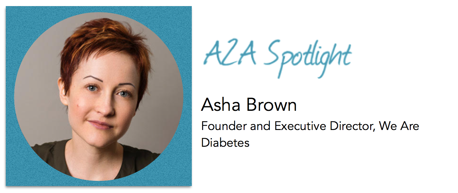 Spotlight – Asha Brown Helps Other Diabetics Struggling With An Eating Disorder