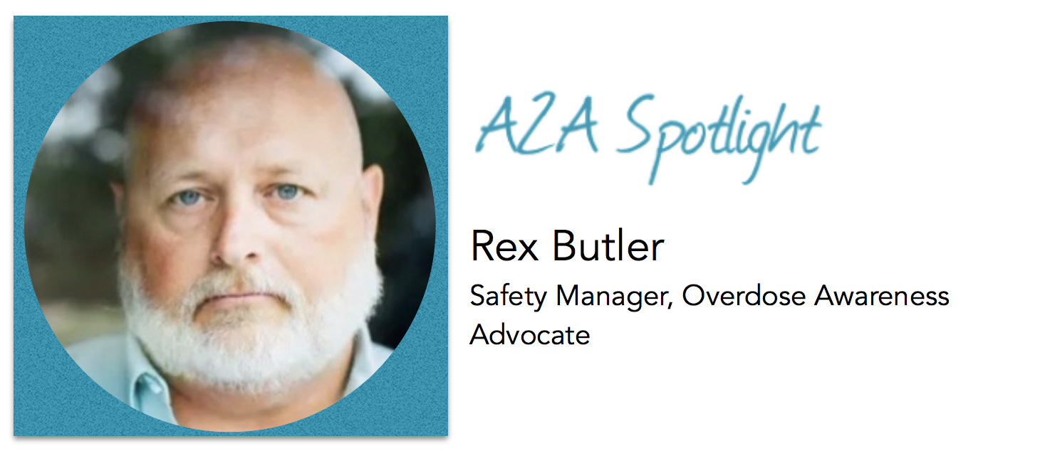 Spotlight – Rex Butler Helps Prevent Prescription Drug Overdoses After His Brother's Death